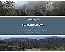Cheminements : la couverture