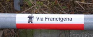 Documentation pour la via Francigena