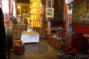 Monastère de Rongbuck