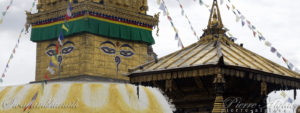 Swayambunath - Katmandou - Népal