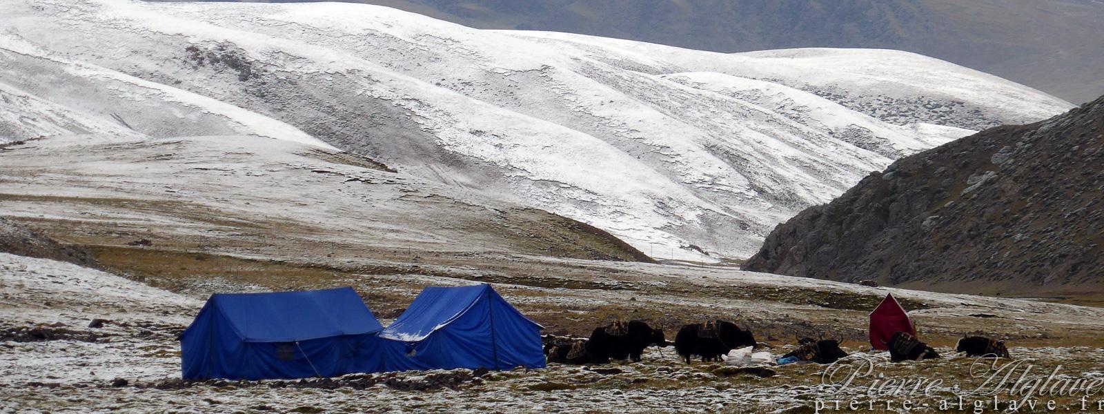 Trek au Népal et au Tibet