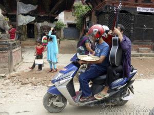 Bal(l)ade pour deux guitares et cymbale