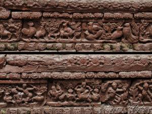 Faites l'amour pas la guerre - Maison de la Kumari - Katmandou