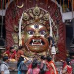 Masque de Sweta Bhairava