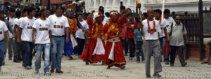 Durban Square - Indra Jatra - La Kumari - Katmandou
