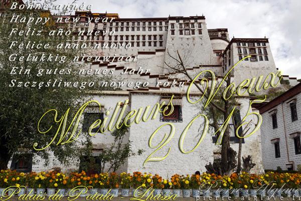 Palais du Potala - Lhassa