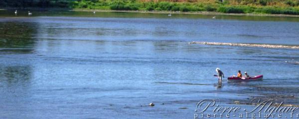 Remonter la Loire : du côté de Beaugency