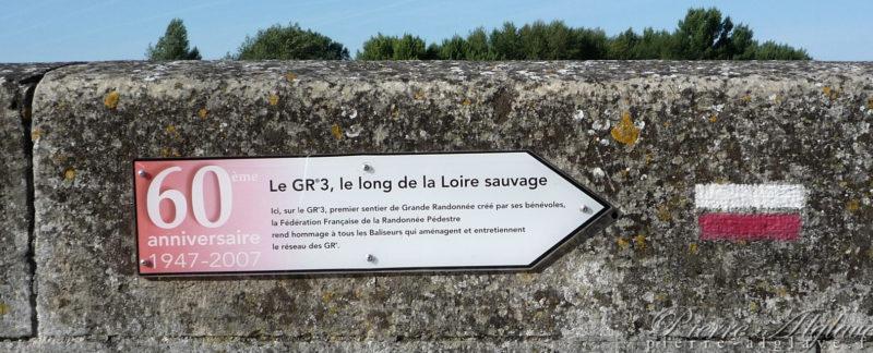 Remonter la Loire - Le GR3