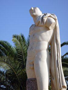 L'empereur Trajan - Italica