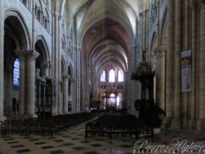 Sens, cathédrale Saint-Etienne