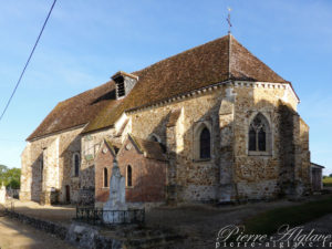 Eglise Saint-Etienne, Bercenay-le-Hayer