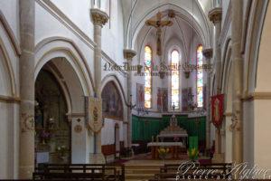 Le monastère, la chapelle