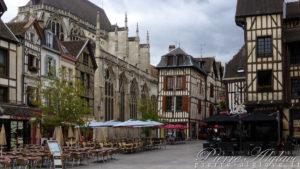 Troyes, le centre