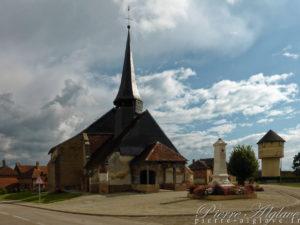 Église Saint-Pierre-et-Saint-Paul de Géraudot