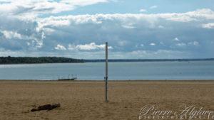 Géraudot, la plage