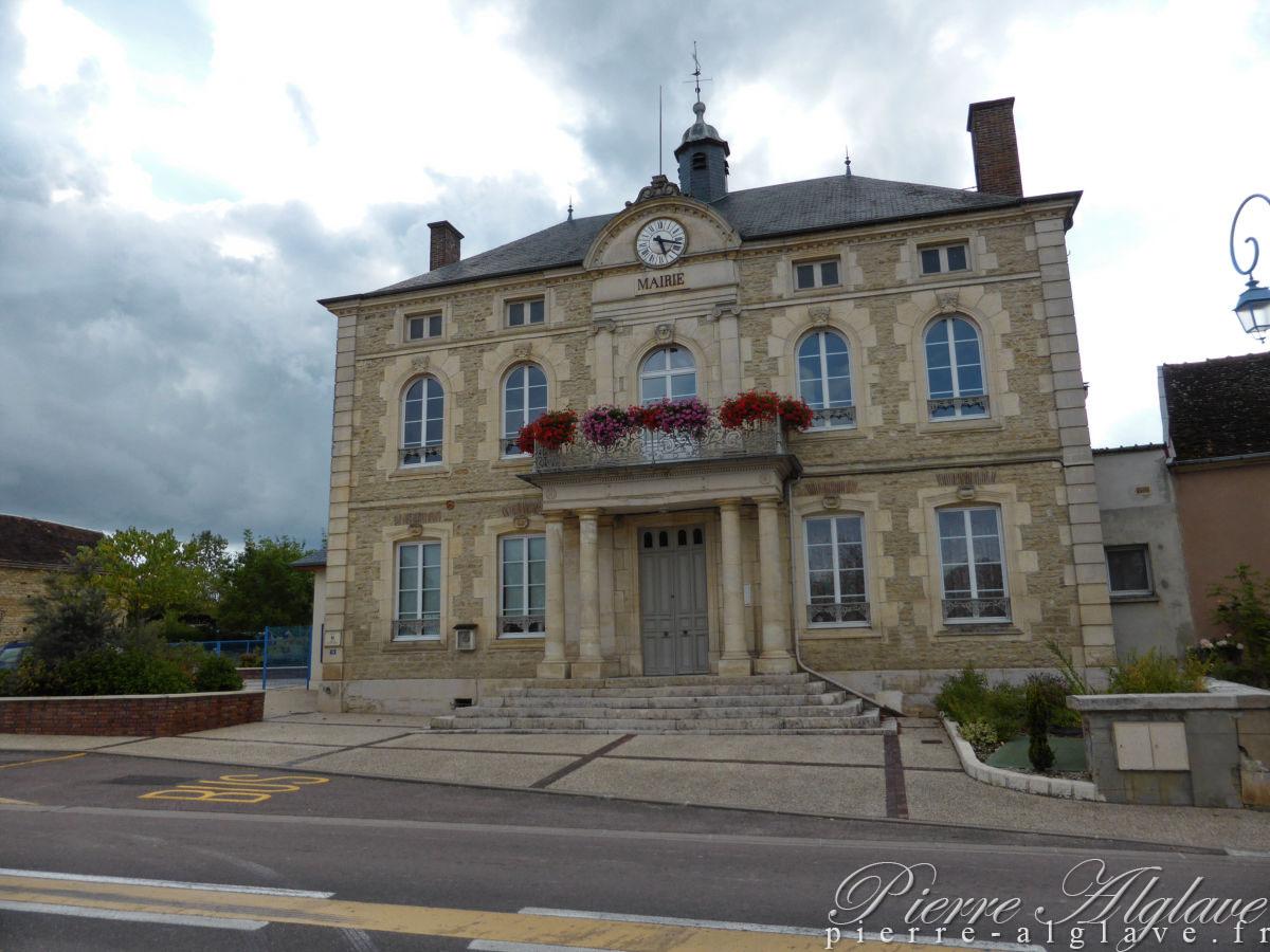 Amance, la mairie