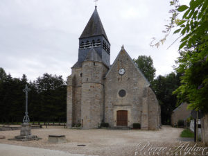 La Chapelle-sur-Oreuse - Eglise Saint-Laurent