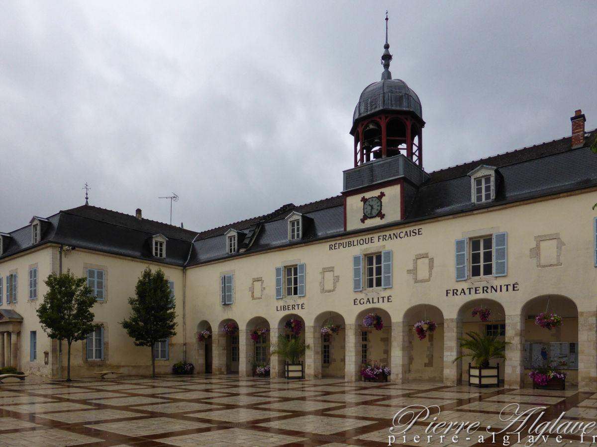 Mairie, Bar-sur-Aube