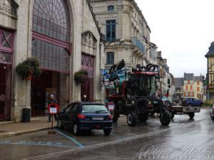 Parking, Bar-sur-Aube