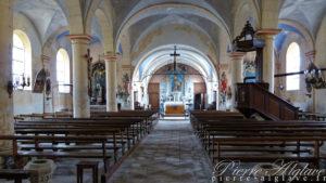 Cirfontaine-en-Azois, lavoir, l'église aux bancs inaccessibles