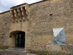 Châteauvillain, restes de l'ancien château