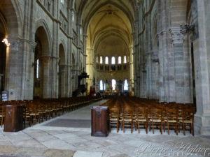 Langres, cathédrale Saint-Mammés