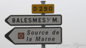 Vers la Source de la Marne