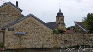 À Leffond, vers Champlitte