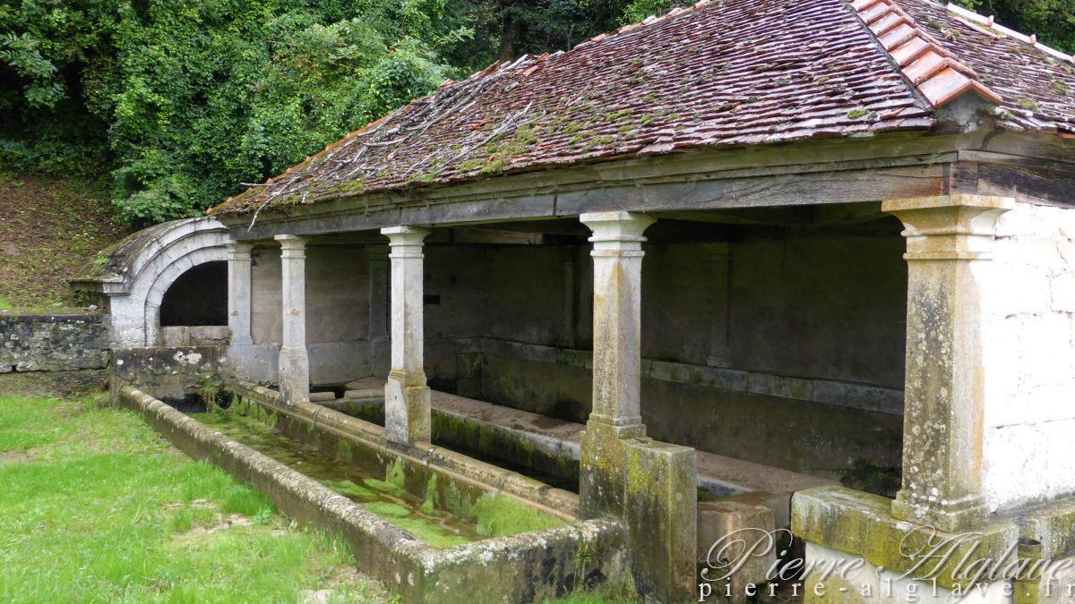 Motey-sur-Saône, lavoir