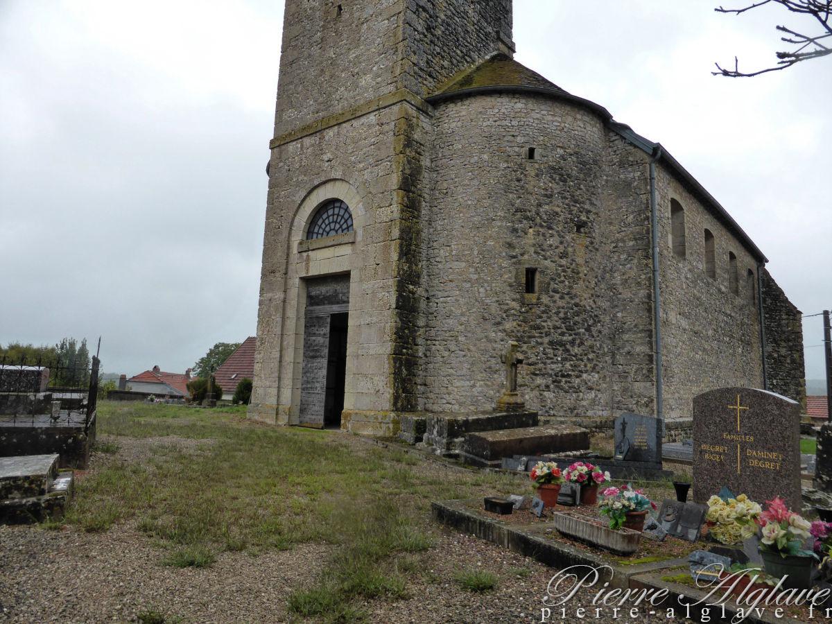 Motey-sur-Saône, l'église
