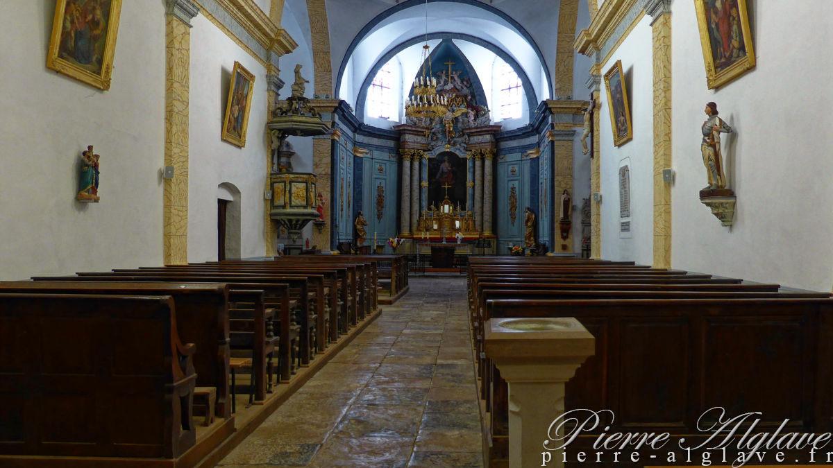 Igny, l'église