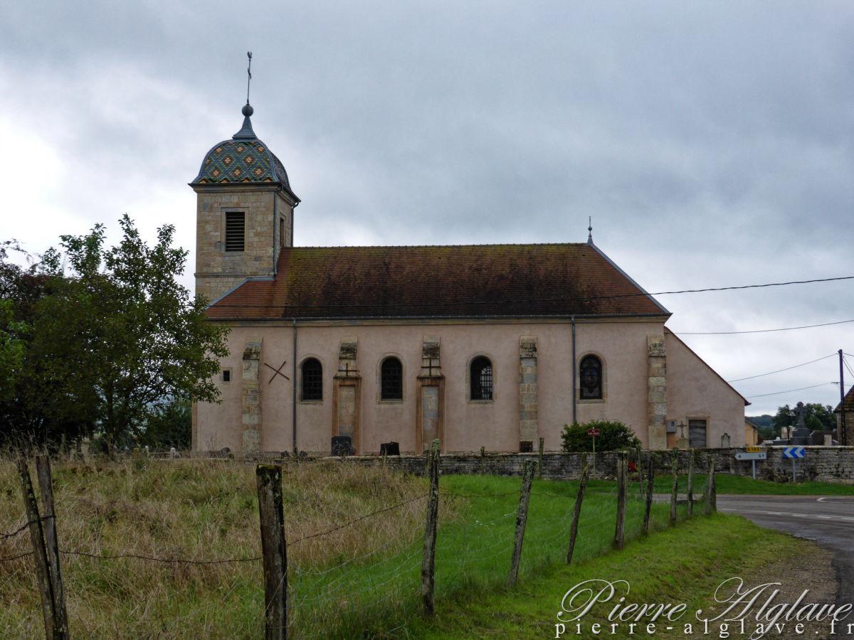 Citey, l'église