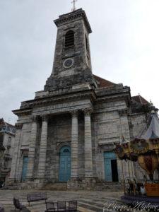 Besançon, église Saint-Pierre
