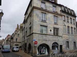 Besançon, maison natale des fréres Lumières