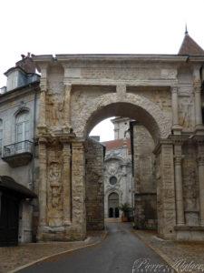 Besançon, la Porte Noire