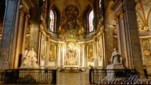 Besançon, la cathédrale Saint-Jean