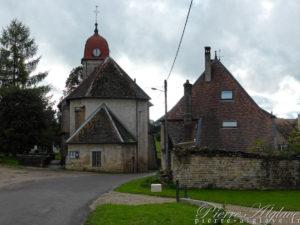 Trépot, l'église