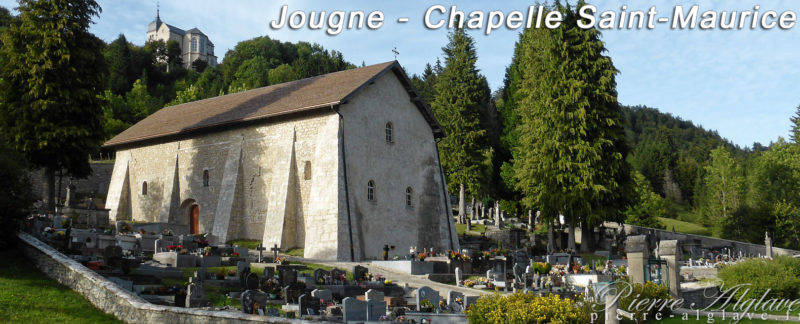 Chapelle Saint-Maurice - Jougne