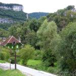 Au départ de Mouthier-Haute-Pierre
