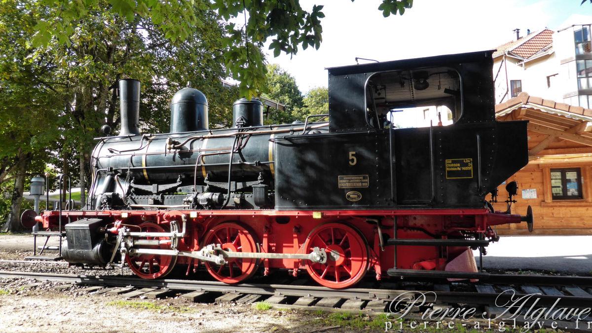 Hôpitaux-Neuf - Musée ferroviaire