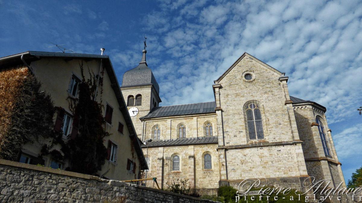 Jougne - Église Saint-Jean-Baptiste