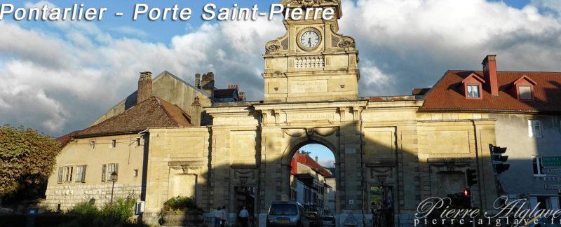 Pontarlier - Porte Saint-Pierre