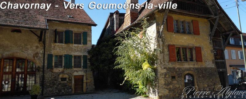 Chavornay - Vers Goumoëns- 130922