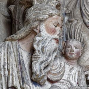 Lausanne - Cathédrale - Simëon