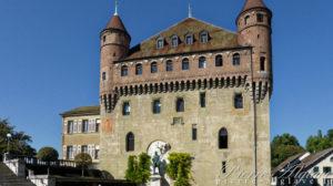 Le Château de Lausanne