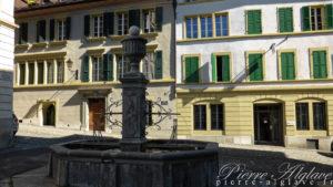 Lausanne - Placette André Bonnard