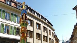Lausanne - Place de la Palud