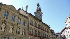 Lausanne - Palais de Justice