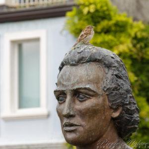 Buste de Mihai Eminescu
