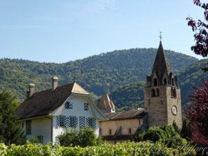 Aigle - Église du Cloître